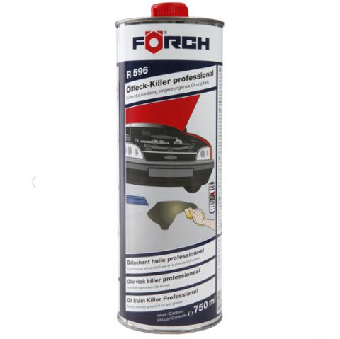 Чистител на петна от масло Professional R596 Förch