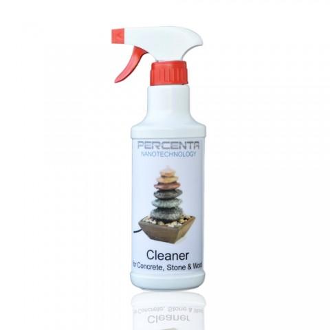 Почистващ препарат за бетон, камък и дърво